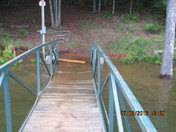 Lake Hartwell, Townville SC July 6, 2013