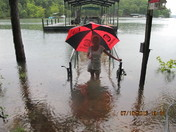 July 10, 2013 After Floodgates were opened and closed