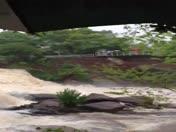 kayaker at falls park