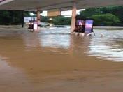 flood on butler road