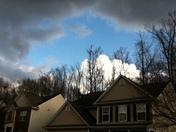 Greenville storm