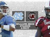 North Carolina vs South Carolina