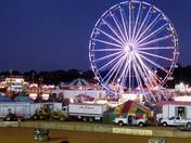 Dixie Classic Fair 2011 Skyline
