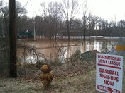 Winston Salem Little League flood 2nd pic
