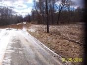 Rockford Road and Yakin River in Rockford, NC