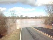Dinkins Bottom Road, NC underwater1