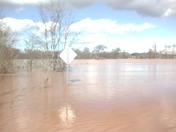 Dinkins Bottom Road, NC underwater2