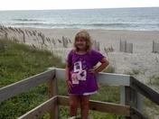 Katelyn at Atlantic Beach NC