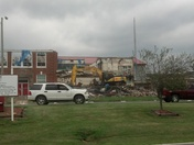 M of D school coming down