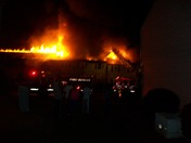 Countryside Villa Apartment Fire