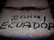ecuador snow