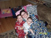 Perfect Mommy and her growing preemie babies!