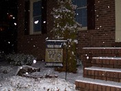 Snow in Clemmons