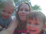 me n my kids