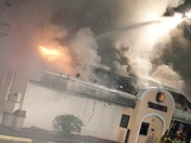 Clemmons Taco Bell Fire