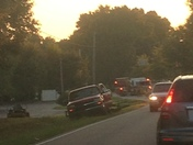 Oak Ridge School Traffic accident