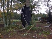 Tornado in King