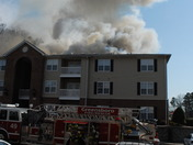 Ashbrook Pointe Apartments fire