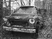 Old Truck, Seen Better Days