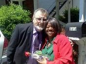 Mother's Day with My Pastor 5/12/2013.