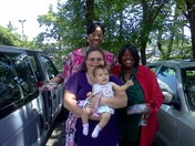 Mothers Day @ Church 5/12/13.