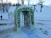Snow Carving: Welcome To The Jungle!