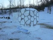 Snow Carving: GVS
