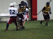 LaCrosse with River City Black Knights