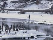 Fishing at Red Rock