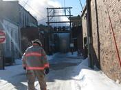 Boone Fire 2009