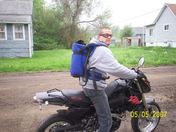 It's Motorcycle riding time!