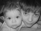 Grandsons Mason and Jacy !