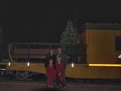 Santa Express Lights