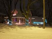 Blizzard lights