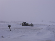 Roll over accident HWY 69 South bound
