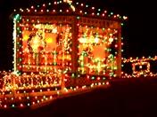 Christmas Lights at Dakota City