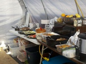 Occupy Des Moines does Thanksgiving