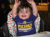 Touchdown Vikings!