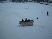 Creston winter wonderland