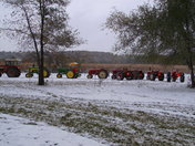 Madison County Antique Tractor Ride