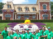 Kelly Family Reunion last year at Disneyland!!!
