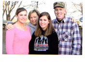 I am thankful for my family