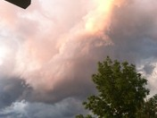 BAD WEATHER CLOUDS