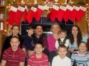 Ortega Family Christmas 2011