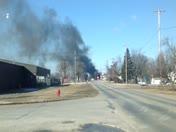 Fire in Jefferson