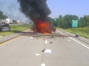 Newton I80 Accident