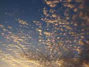 Morning sunrise 8/8/09 Saylorville
