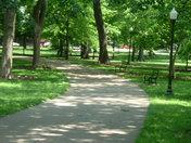 Central Park Sentier