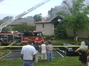 Breaking News Lyndon Apartment Fire