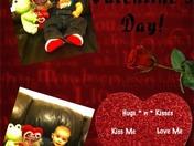 My valentine grandbaby